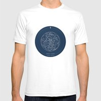 Doctor Who: Wibbly Wobbl… Mens Fitted Tee White SMALL