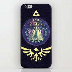 Zelda: Princess of Destiny iPhone & iPod Skin