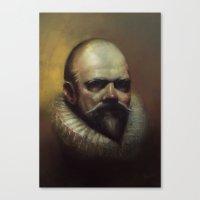 Jacob Arminius Canvas Print