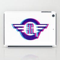 metro illusions - 3D iPad Case
