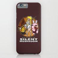 Silent Mushroom iPhone 6 Slim Case