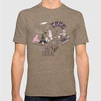 The Gypsy Collection - W… Mens Fitted Tee Tri-Coffee SMALL