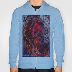 Neon Encyclopedia Hoody