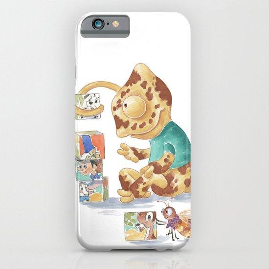 Cametol Cubes iPhone & iPod Case