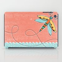 Summer Buzzin' iPad Case