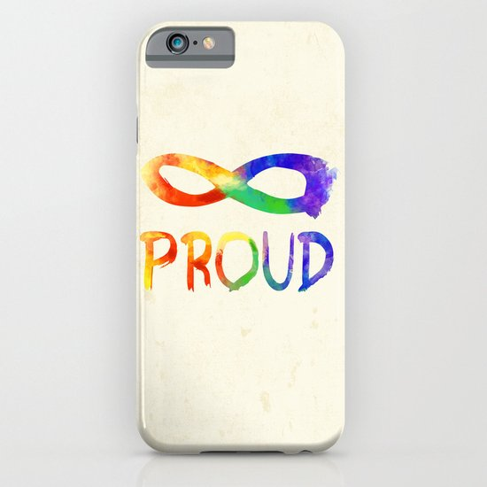 Forever Proud iPhone & iPod Case