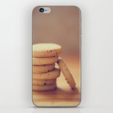 C is for cookie iPhone & iPod Skin