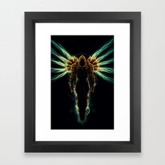 Tyrael Framed Art Print