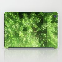 Digital Pointillism iPad Case