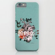 iPhone & iPod Case featuring Drag Me Down by Coconut Wishes