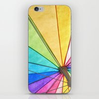 umbrella iPhone & iPod Skin