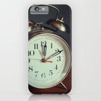 Ticking Clock iPhone 6 Slim Case