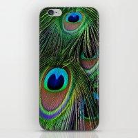 Iridescent Eyes iPhone & iPod Skin