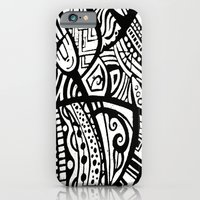 iPhone & iPod Case featuring Abstractish 1  by ElifsArt