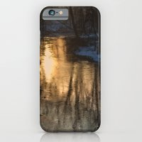 iPhone & iPod Case featuring Early Morning Winter by Karol Livote