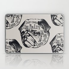 Pug Life Laptop & iPad Skin