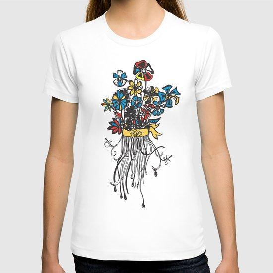 Bouquet - Skal T-shirt