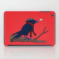 Annoyed IL Birds: The Crow iPad Case