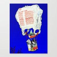 Great Escape Canvas Print