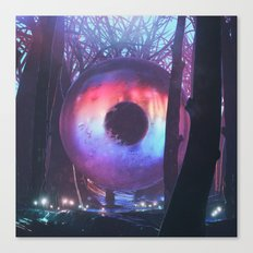 FOREST ZYGOTE (3.24.16) Canvas Print