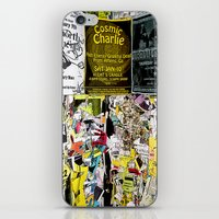 Cosmic Charlie iPhone & iPod Skin