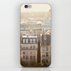 Dans Mon Reve de Paris iPhone & iPod Skin