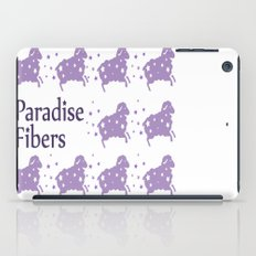 Glitter Sheep iPad Case