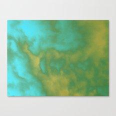 Beyond the Mist Canvas Print