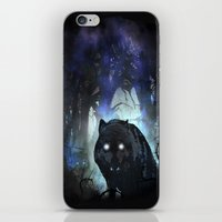 Stalker iPhone & iPod Skin