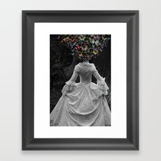 butterfly #2 Framed Art Print