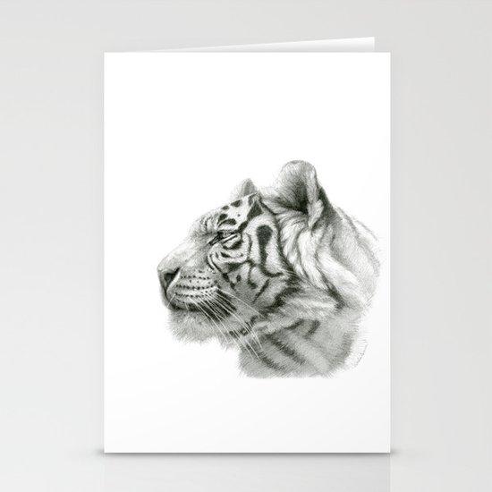 Tiger G2012-048 Stationery Card