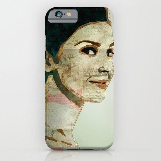 Concrete Butterflies iPhone & iPod Case