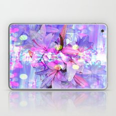 LILY IN LILAC AND LIGHT Laptop & iPad Skin