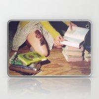 Bookish 04 Laptop & iPad Skin