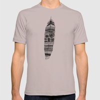 A Long Time Ago I Used T… Mens Fitted Tee Cinder SMALL