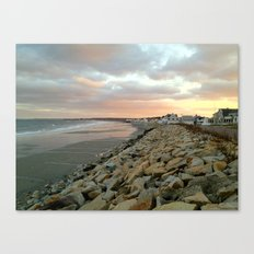 The Beach 1 Canvas Print