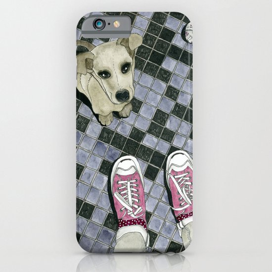 Let's play: Dog iPhone & iPod Case
