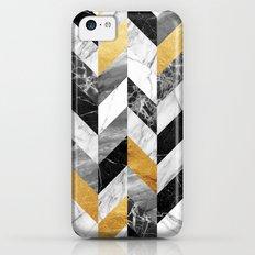 Marble Pattern iPhone 5c Slim Case