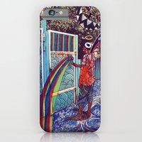 iPhone & iPod Case featuring Psychoactive Bear 4 by Hazeart
