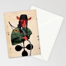LANCELOT DU LAC Stationery Cards