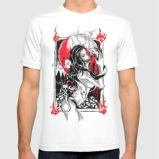 Witchcraft Mens Fitted Tee White SMALL
