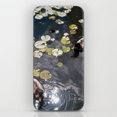 It's a duck's life iPhone & iPod Skin