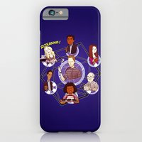 Remedial Chaos Theory iPhone 6 Slim Case