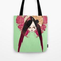 Ma Petite Japonaise v4 Tote Bag