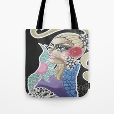Space Angel Tote Bag