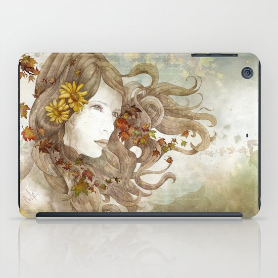 As Much as I Love Autumn iPad Case