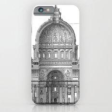 St. Peter Basilica - Rome, Italy iPhone 6 Slim Case