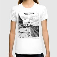 boston T-shirts featuring Boston by DYCO