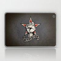 Up The Revolution! Laptop & iPad Skin