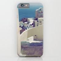 Santorini Stairs IV iPhone 6 Slim Case
